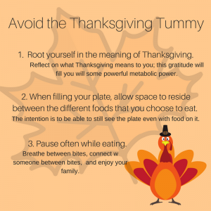 thanksgiving, over eating, bloating, slow,